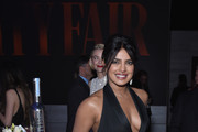 Priyanka Chopra attends The Vanity Fair Oscar Party hosted by Radhika Jones at Wallis Annenberg Center for the Performing Arts on February 24, 2019 in Beverly Hills, California.