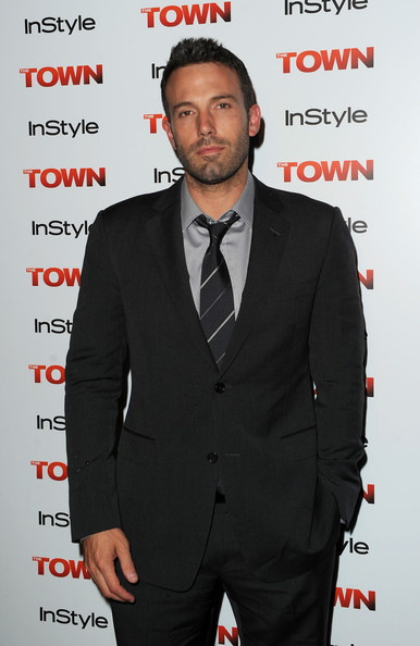 """Ben Affleck Pictures - In Style Hosts """"The Town"""" Party ..."""