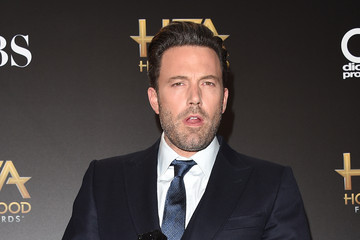 Ben Affleck 18th Annual Hollywood Film Awards - Press Room
