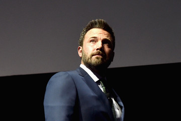 Ben Affleck CinemaCon 2017 - Warner Bros. Pictures Invites You to 'The Big Picture'