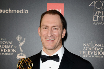 Ben Bailey Press Room at the 40th Annual Daytime Emmy Awards