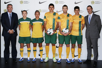 Ben Buckley Nike & FFA Media Announcement