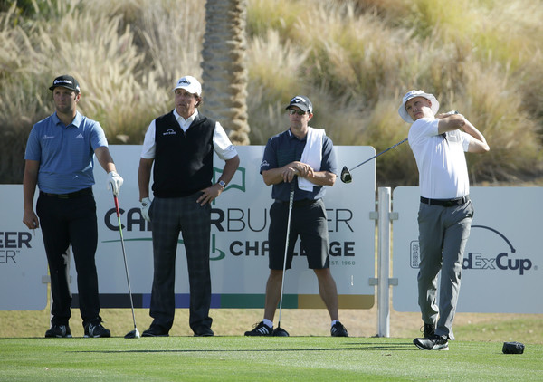 CareerBuilder Challenge - Preview Day 3