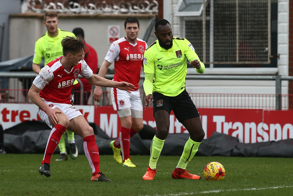 Fleetwood Town v Northampton Town - Sky Bet League One