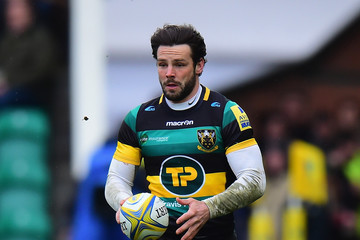 Ben Foden Northampton Saints v Worcester Warriors - Aviva Premiership