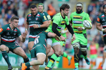 Ben Foden Leicester Tigers vs. Northampton Saints - Aviva Premiership