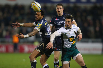 Ben Foden Sale Sharks v Northampton Saints - Aviva Premiership