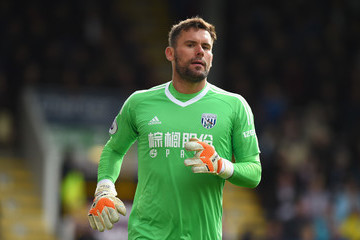Ben Foster Burnley v West Bromwich Albion - Premier League