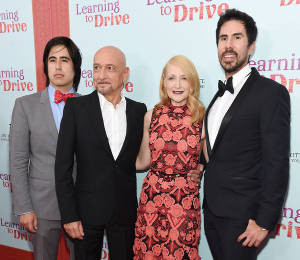 'Learning to Drive' New York Premiere