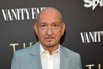 Ben Kingsley Vanity Fair and Spike Celebrate the Premiere of the New Series 'TUT'