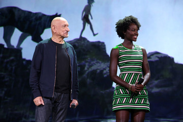 Ben Kingsley 'Worlds, Galaxies, And Universes: Live Action At The Walt Disney Studios Presentation At Disney's D23 EXPO 2015