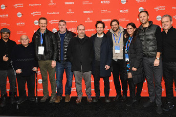 Ben Lewin 2018 Sundance Film Festival - 'The Catcher Was a Spy' Premiere