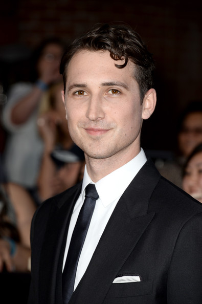 "Ben Lloyd-Hughes - Premiere Of Summit Entertainment's ""Divergent"" - Arrivals"