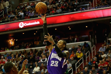 Ben McLemore Sacramento Kings v Washington Wizards