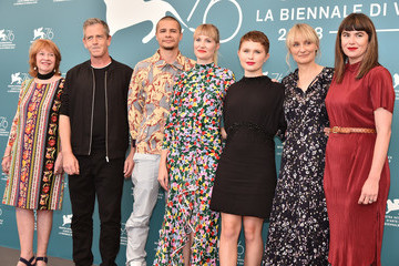 Ben Mendelsohn Rita Kalnejais 'Babyteeth' Photocall - The 76th Venice Film Festival