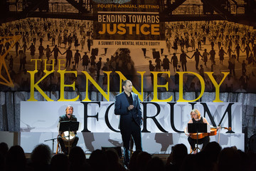 Ben Miller The Kennedy Forum Hosts National Summit on Mental Health Equity and Justice in Chicago With Michael Phelps and David Axelrod