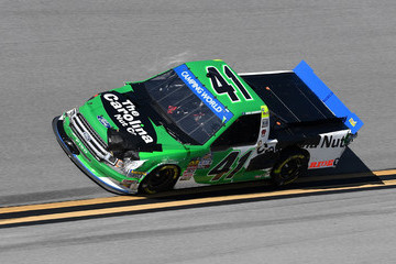 Ben Rhodes NASCAR Camping World Truck Series Fr8Auctions 250