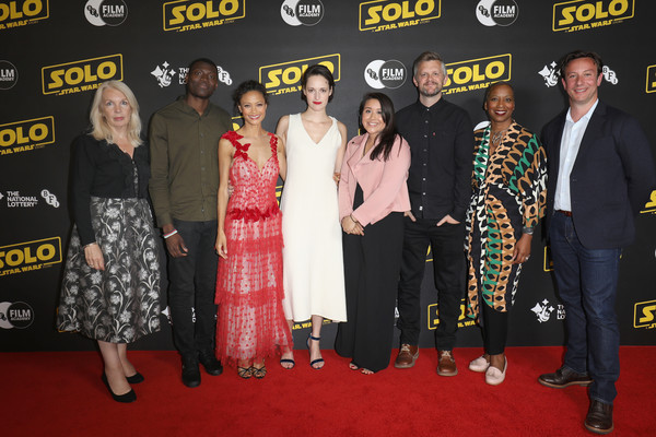Special BFI Screening Of 'Solo: A Star Wars Story'