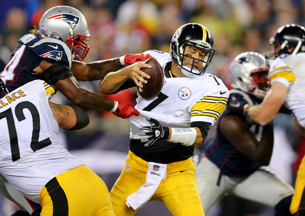 Pittsburgh Steelers v New England Patriots []