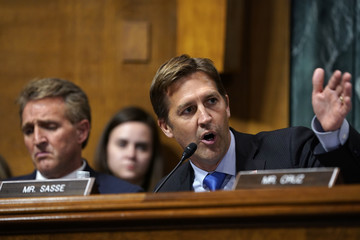 Ben Sasse Dr. Christine Blasey Ford And Supreme Court Nominee Brett Kavanaugh Testify To Senate Judiciary Committee