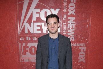 Ben Savage Ben Savage And Rowan Blanchard Visit 'FOX & Friends'