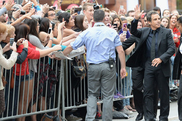 Ben Stiller 'While We're Young' Premiere - Arrivals - 2014 Toronto International Film Festival
