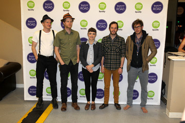 Ben Wahamaki The Lumineers Greet Their Fans in Boise