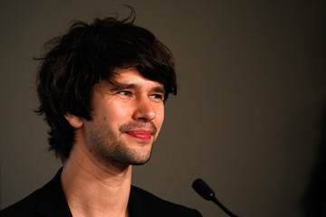 Ben Whishaw 'The Lobster' - Press Conference - The 68th Annual Cannes Film Festival
