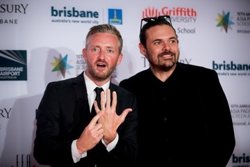 Ben Young Asia Pacific Screen Awards in Brisbane