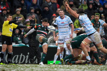 Ben Youngs Leicester Tigers v Racing 92 -  Champions Cup