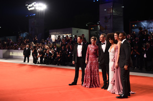 'Seberg' Red Carpet Arrivals - The 76th Venice Film Festival