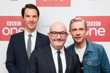 Benedict Cumberbatch 'Sherlock' Screening of the 2016 Christmas Special