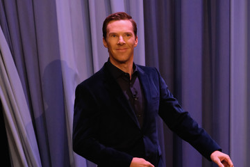 Benedict Cumberbatch Benedict Cumberbatch Visits 'The Tonight Show Starring Jimmy Fallon'