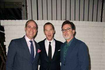 Benedict Cumberbatch Showtime Emmy Eve Nominees Celebration - Red Carpet