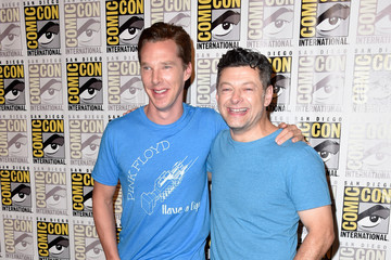 "Benedict Cumberbatch ""The Hobbit: The Battle Of The Five Armies"" Press Line - Comic-Con International 2014"