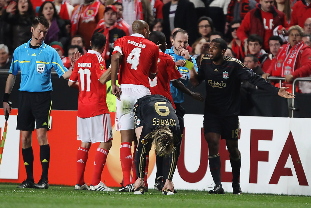 Benfica liverpool