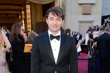 Benh Zeitlin Red Carpet Arrivals at the Oscars