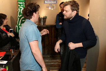 Benh Zeitlin Heineken At TheWrap Studio At Sundance Film Festival – Day 2
