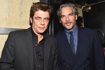 Benicio Del Toro Premiere of 'Escobar: Paradise Lost' - After Party