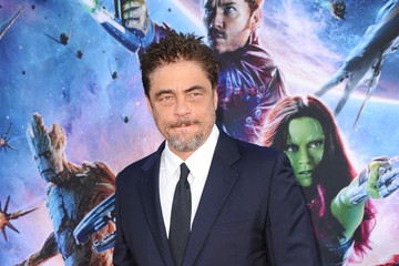 Benicio Del Toro 'Guardians of the Galaxy' Premieres in Hollywood — Part 4