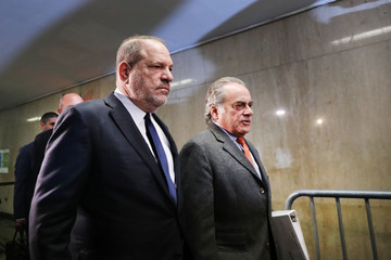 Benjamin Brafman Harvey Weinstein Appears In Criminal Court On Rape Charges