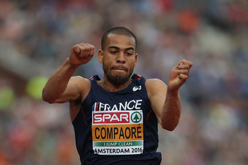 Benjamin Compaore 23rd European Athletics Championships - Day Four