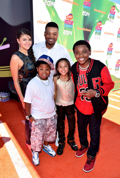 Arrivals at the Nickelodeon Kids' Choice Sports Awards — Part 2