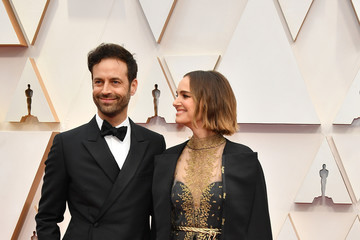 Benjamin Millepied 92nd Annual Academy Awards - Arrivals