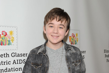 Benjamin Stockham Elizabeth Glaser Pediatric AIDS Foundation 26th Annual A Time for Heroes Family Festival - Red Carpet