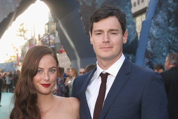 Benjamin Walker Premiere of Disney's andnd Jerry Bruckheimer Films' 'Pirates Of The Caribbean: Dead Men Tell No Tales'