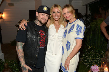 Benji Madden Celebrating The launch Of The Body Doesn't Lie By Vicky Vlachonis