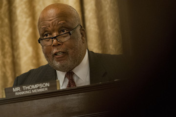Bennie Thompson House Homeland Security Committee Holds Hearing On Visa Waiver And Iran