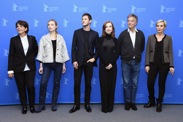 Benoit Jacquot 'Eva' Photo Call - 68th Berlinale International Film Festival