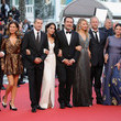 Benoit Poelvoorde 'Sink Or Swim (Le Grand Bain)' Red Carpet Arrivals - The 71st Annual Cannes Film Festival